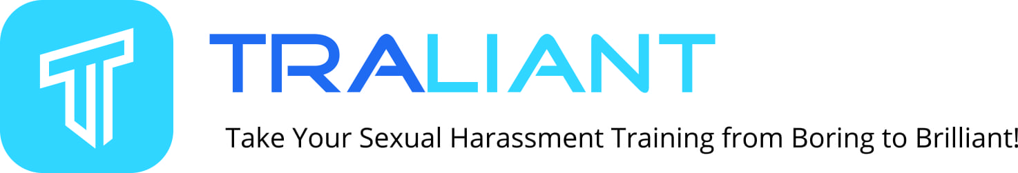 Logo with Sexual Harassment tag